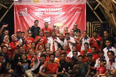 Komunitas ERCI Tangerang Rayakan Pesta Tujuh Tahun Kebersamaan untuk Satu Tujuan