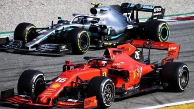 Leclerc Diberi Kartu Kuning ala F1, Begini Penjelasannya