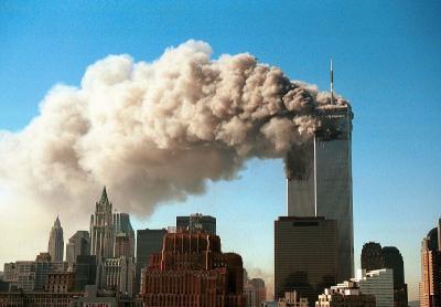 Kilas Balik 9 11, Ambruknya WTC Gedung Pencakar Langit Kebanggaan Amerika