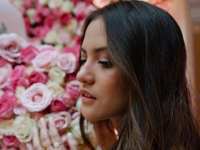 Tampil Cantik, Marsha Aruan Belajar Makeup dari Video Tutorial sejak SMP