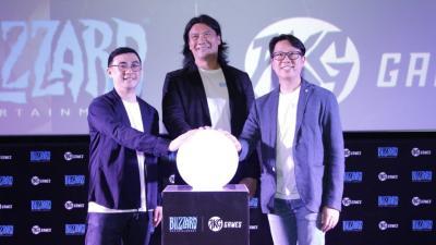 AKG Games Gandeng Developer Game Overwatch Blizzard Entertainment