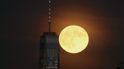 Fenomena Bulan Purnama Langka 'Harvest Moon' Muncul Malam Ini