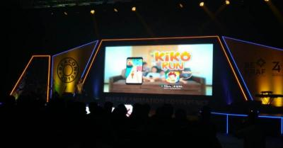 Animasi Kiko Tampil di Event Bekraf Animation Conference 2019