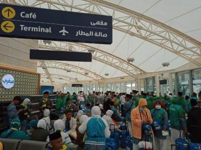 Jamaah Haji 4 Kloter Ini Jadi yang Terakhir Pulang ke Tanah Air