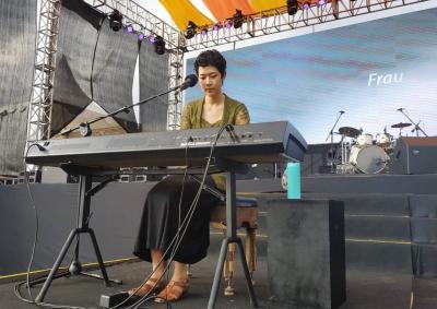 Frau Ngaku Ragu Teruskan Karier di Industri Musik Tanah Air