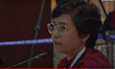 Komisioner KPK Terpilih Dukung Revisi UU KPK