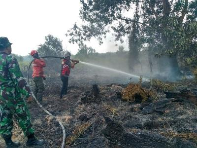 Kebakaran Hutan Diperkirakan Terjadi sampai Akhir Oktober 2019