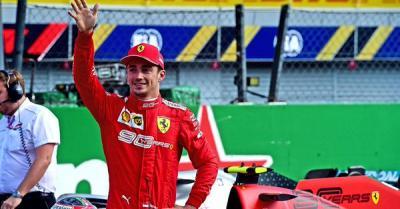 Menangi Balapan Beruntun, Leclerc Minta Ferrari Tetap Realistis