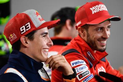 Dovizioso Prediksi 3 Pembalap Akan Bicara Banyak di MotoGP San Marino 2019