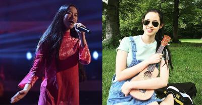 5 Gaya Claudia Emmanuela Santoso, Gadis Cirebon yang Guncang Panggung The Voice Jerman