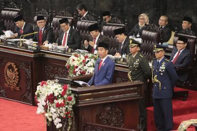 Jokowi Sebut Resesi Ekonomi Global Akan Terjadi 1,5 Tahun ke Depan