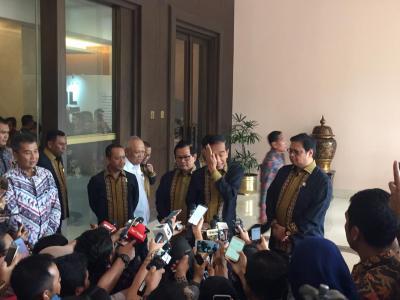 'Kode' Keras Ketua Hipmi Ingin Jadi Menteri, Jokowi: Saya Nangkap