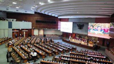 Hari Ini DPR Gelar Rapat Paripurna, Sahkan 5 Pimpinan KPK