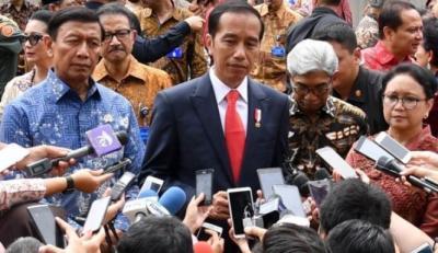 Komitmen Presiden Jokowi Berantas Korupsi Tak Perlu Diragukan
