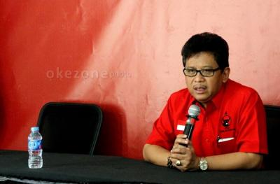 Polemik Revisi UU KPK, PDIP: Jokowi Sudah Bertindak Tepat