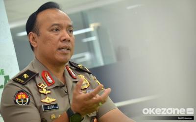 Polri Tetapkan 185 Orang Tersangka dan 4 Korporasi di Kasus Karhutla