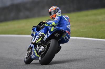 Tampil Minor di Misano, Rins Langsung Alihkan Fokus ke MotoGP Aragon
