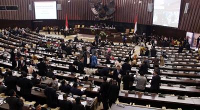 DPR & Pemerintah Sepakat Revisi UU KPK Disahkan Dalam Paripurna