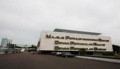 Mayoritas Fraksi di DPR Setuju UU KPK Direvisi