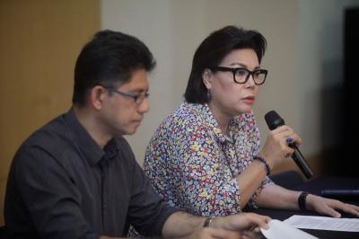 Beda Pendapat Basaria Panjaitan dan Laode M Syarif soal Pengesahan Revisi UU KPK