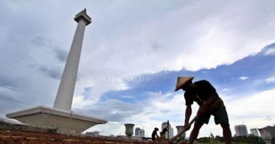 Ibukota Diprediksi Miliki Cuaca Cerah Berawan Sepanjang Hari