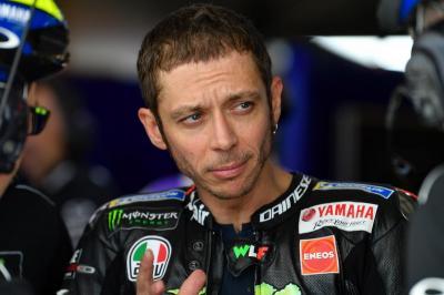 Meregalli Komentari Penampilan Rossi di MotoGP San Marino 2019