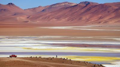 3 Fakta Tentang Gurun Atacama, Tempat Paling Gersang yang Mirip Planet Mars