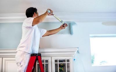 Berencana Cat Dinding Kamar Mandi atau Dapur? Perhatikan 4 Hal Berikut