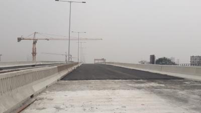 Jadi Jalan Tol Layang Terpanjang, Progres Japek Elevated Capai 96%