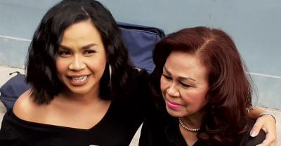 Ibunda Melaney Ricardo, Sosok di Balik Perdamaian dengan Elza Syarief