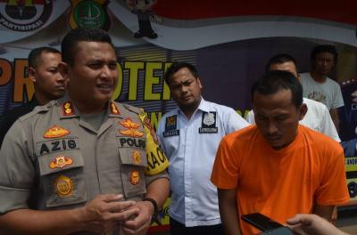 Polresta Depok Belum Telusuri Aliran Uang PT Damtour