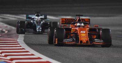 Jadwal F1 GP Singapura 2019