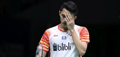 Baru Mulai, Para Unggulan Berguguran di Hari Pertama China Open 2019
