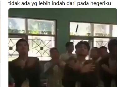 Viral di Medsos, Video Klip Pesona Indonesia Versi Netizen, Dijamin Auto-Ngakak!
