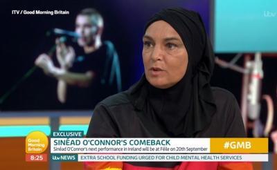 Dalami Alquran, Sinead O'Connor: Aku Muslim sejak Lahir