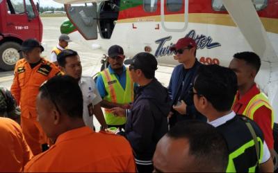 Tim SAR Lanjutkan Pencarian Pesawat Twin Otter yang Hilang Kontak di Papua