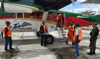 Pencarian Pesawat Twin Otter Akan Fokus ke Lembah di Ilaga