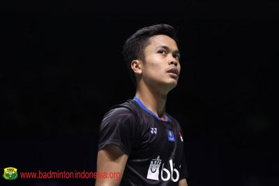 Bungkam Wakil India, Anthony Ginting Lolos ke Perempatfinal China Open 2019
