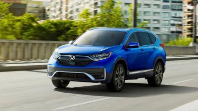 Siap Tantang C-HR, Honda C-RV Hybrid Siap Mengaspal Tahun Depan