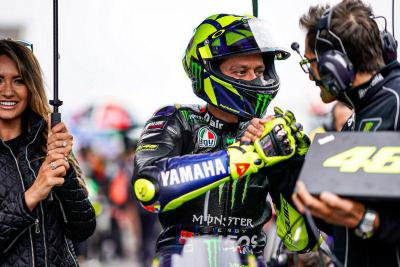 Rossi Penasaran dengan Kinerja YZR-M1 di Aragon