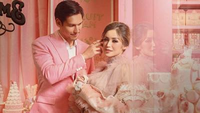 Manisnya Pesona Jessica Iskandar saat Prewedding, bak Barbie dan Ken!