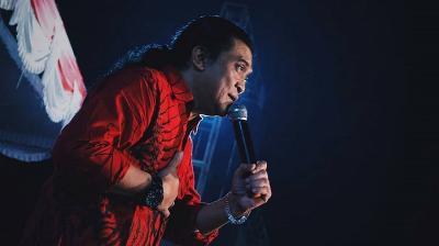 Feel Koplo Dipaksa Turun Penonton di Konser Didi Kempot