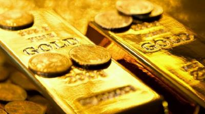 Harga Emas berjangka Naik di Tengah Investor Cari Aman