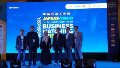 Japnas Kumpulkan Pengusaha Se-ASEAN untuk Sinergikan Peluang Usaha