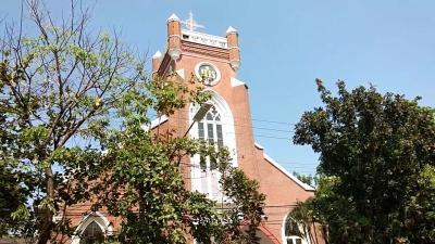 Gereja Gedangan Saksi Bisu Pertempuran 5 Hari di Semarang