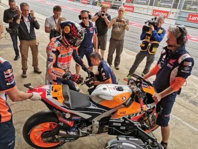 Terkait Situasi Lorenzo di Honda, Cal Crutchlow: Pembalap Baru Bukan Solusi Terbaik
