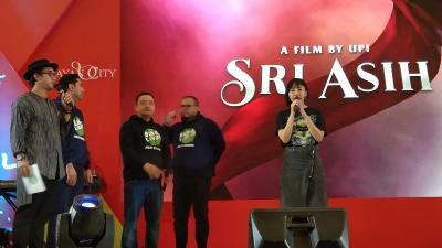 Pevita Pearch Jadi Superhero Sri Asih, Tayang di 2020