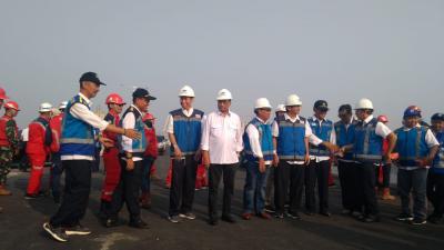 Ke Bandung Makin Cepat Lewat Tol Layang Jakarta-Cikampek