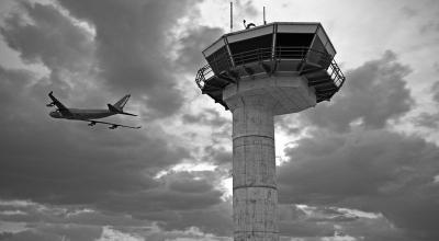 Tak Berani Mendarat, 4 Pesawat Berputar di Langit Pekanbaru Akibat Kabut Asap