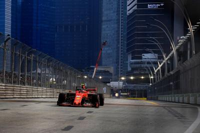 Leclerc Tak Sangka Bisa Rebut Pole Position di GP Singapura 2019